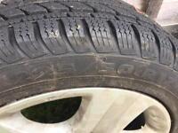 4x Vauxhall Insignia.bmw vw wheels&tyres winter