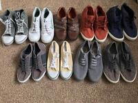 Sold -Bulk lot of Trainers/Shoes - UK 11