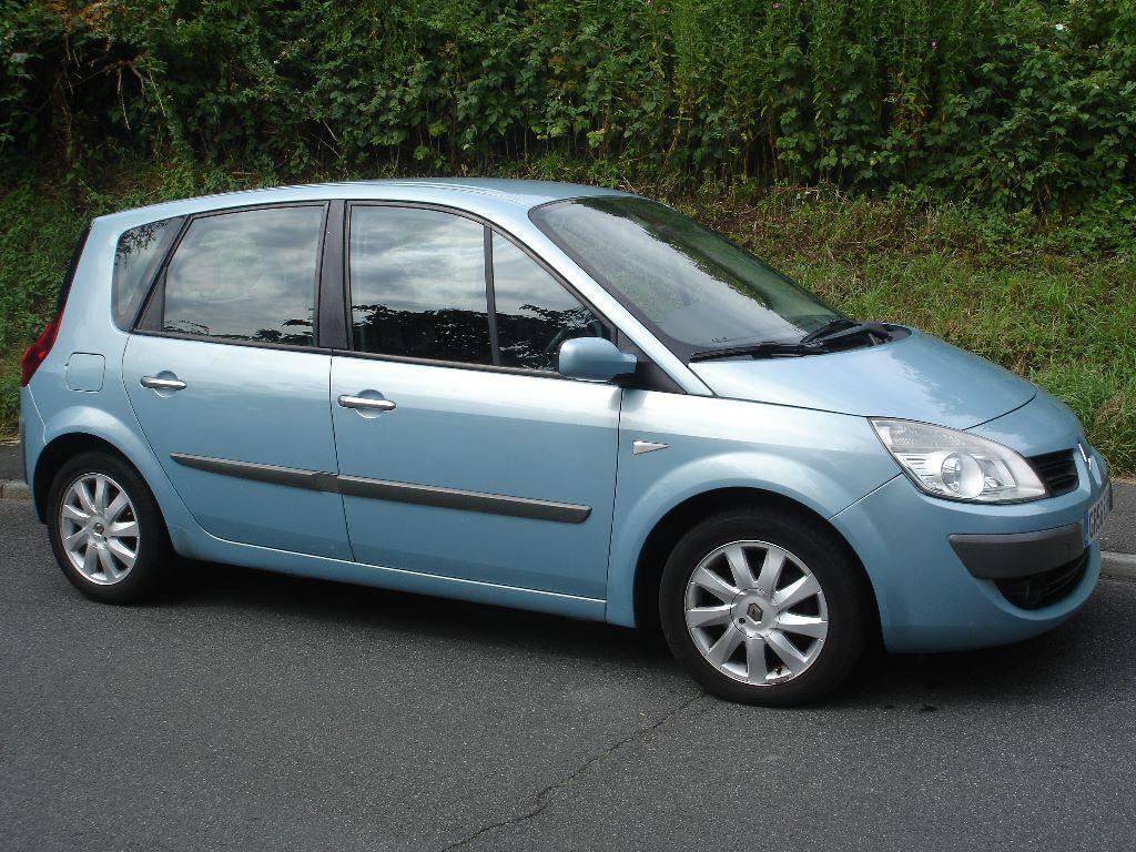 renault scenic dynamique vvt 2007 in brighton east sussex gumtree. Black Bedroom Furniture Sets. Home Design Ideas