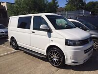 VW T5 Camper/Day van ***LOW MILAGE*** 2011 Candy white