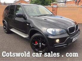 08-57 BMW X5 sport x drive se 7 seat auto 6 speed tip diesel pristine 1 owner condition !