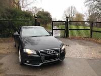 Audi A4 2009 Black