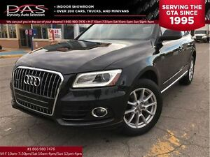 2013 Audi Q5 2.0T AWD PREMIUM/LEATHER