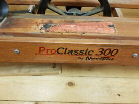 NordicTrack ProClassic 300, Ski Exerciser, Resistance Exercise £25 ono