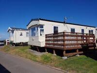 6 Berth Caravan to rent On Beachside Holiday Park Brean