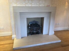 Full Fireplace and surround for sale great condition