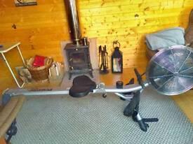 Rebok fan rowing machine