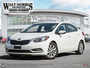 2016 Kia Forte LX: ONE OWNER, ACCIDENT FREE