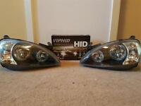 Corsa C - Angel Eyes - HID Kit