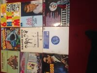 RECORDS (LPs) 115 APPROX