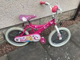 Child's bike for sale age 3-5