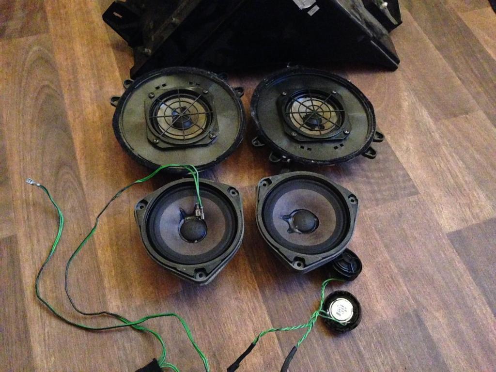 Audi S3 A3 Bose Sound System Speaker Setup Bass Box Genuine OEM | in  Dunbar, East Lothian | Gumtree