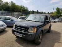 07 PLATE LANDROVER DISCOVERY TDV6. 2.7 TURBO DIESEL. AUTOMATIC