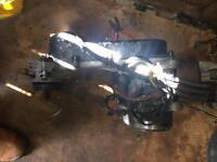 Honda Caren NX50 engine spares or repair has compression