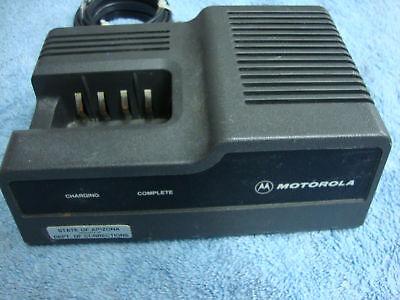 Motorola Mt1000 Ht600 Mtx800 Mtx810 Portable Radio Rapid Charger Fast Shipping