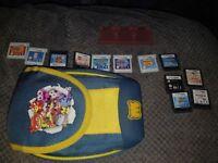 Nintendo 3Ds XL plus 12 games