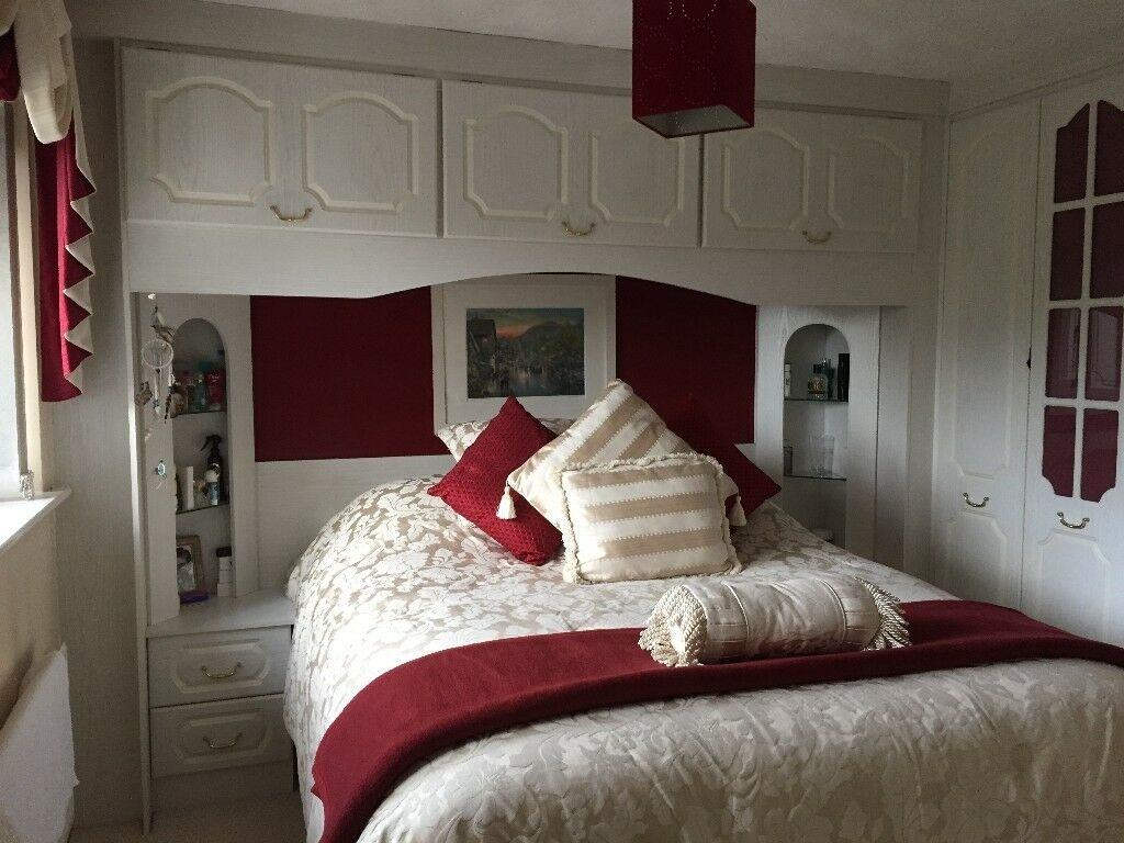 Bedding Set, Curtains & Lamp shade