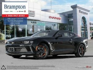2017 Chevrolet Camaro 1LT   TRADE-IN   LOW KMS   BLUETOOTH   BAC