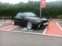 Bmw 3 series e46 320ci Convertable Manual Full service history 1 year mot