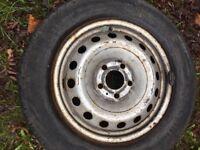 Vauxhall Vivaro Renault Trafic Wheel Rim 01 - 14