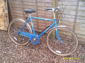 TRIUMPH TOURER ONE OF MANY QUALITY BICYCLES FOR SALE