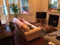Double Room in a Homely Garden Flat