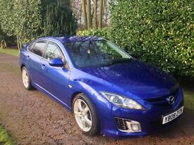 2008 MAZADA 6 SPORT 2.0d 140bhp LOW ROAD TAX