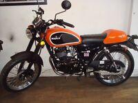 Herald Classic 125cc Brand NEW 66 Plate