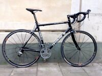 Ribble Evo Pro Carbon full carbon road bike. 57 cm frame size.