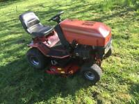 Westwood T1600 Ride on Lawnmower