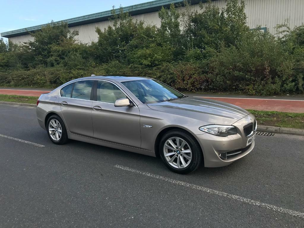 2011 Bmw 520d Se Auto 1 Owner Full History Sunroof In Salford
