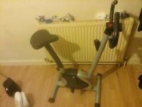 EGL FIT exercise bike