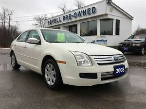 2008 Ford Fusion SE, Automatic, Power Seat, Good Condition