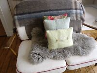Ercol compact two seater sofa new webbing