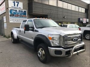 2012 Ford F-350 XLT Crew Cab Long Box Dually DRW 4X4 Diesel