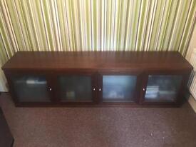 Ikea side board / cupboards H54.5 cm W40cm L195cm