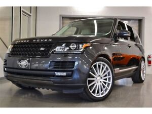 2013 Land Rover Range Rover Supercharged *Roues Vossen 22po + Su
