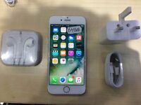 IPHONE 6 GOLD/ UNLOCKED / 64 GB/ VISIT MY SHOP. / GRADE B / WARRANTY + RECEIPT