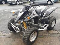 QUADZILLA 300CC ROAD LEGAL ATV FAST BIKE GREAT SUMMER FUN RIDE AWAY TODAY
