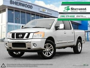 2014 Nissan Titan SL PST PAID Local Trade!!