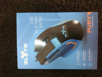 ELYTE FURY GAMING MOUSE BRAND NEW BOXED