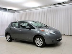 2016 Nissan Leaf NEW INVENTORY! ZERO EMISSION 5DR HATCH