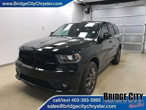 2017 Dodge Durango GT- BRASS MONKEY PACKAGE!