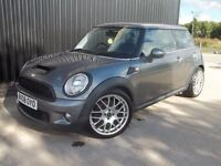 2008 MINI Hatch 1.6 Cooper S 3dr 2 Keys Long MOT May Px Finance Available