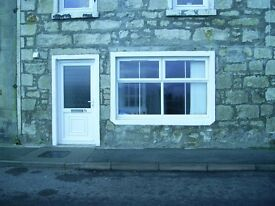 1 bedroom ground floor flat for rent in Lossiemouth