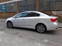 TOYOTA AVENSIS 2013 DIESEL AUTOMATIC PCO UBER READY