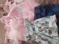 Bundle of baby girl