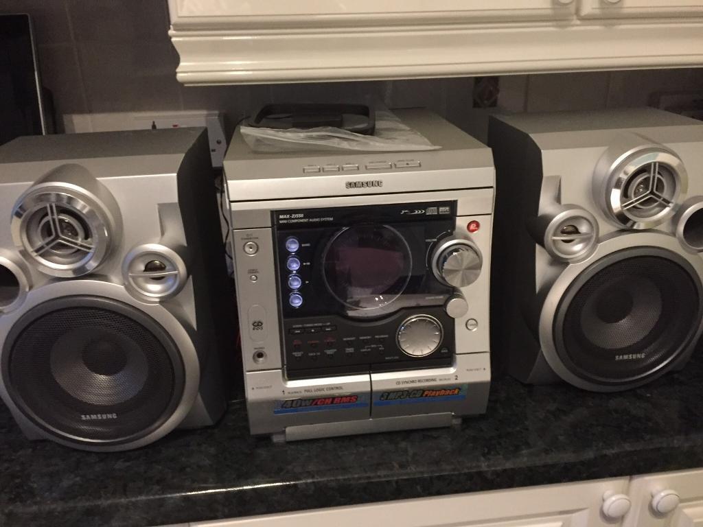 Samsung multi changer cd /radio /cassette offers !