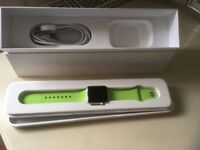 Ladies Apple Watch Series one.