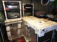 Built in Gas Oven and Grill,,,,New, FREE DELIVERY 30 mile radius